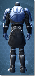 Revanite Trooper - Male Back