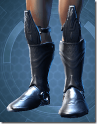 Revanite Trooper Male Boots