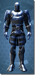 Revanite Trooper - Male Front