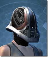 Revanite Warrior Female Headgear