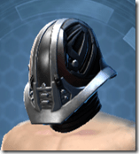 Revanite Warrior Male Headgear
