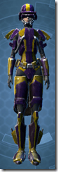 Shield Warden Dyed