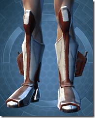 Shield Warden Male Boots