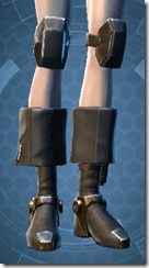 Sky Ridge Smuggler Female Boots