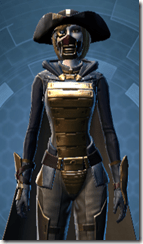 Sky Ridge Smuggler - Female Close