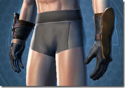 Sky Ridge Smuggler Male Gloves