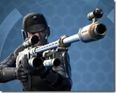 Sky Ridge Sniper Rifle - Front