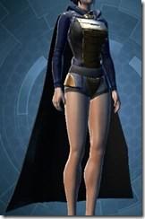 Sky Ridge Warrior Female Chestguard