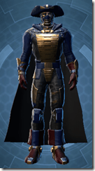 Sky Ridge Warrior - Male Front