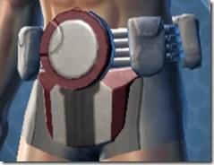 Stalker Male Belt