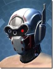 Stalker Male Helmet