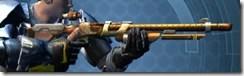 Trimantium Blaster Rifle - Right