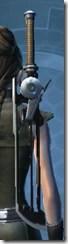 Trimantium Techblade - Stowed