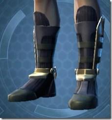Trimantium ver 1 Male Armored Boots