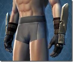 Trimantium ver 2 Male Gloves