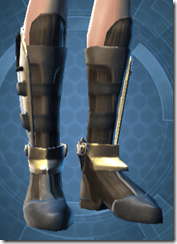 Veda Cloth ver 1 Female Boots