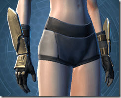 Veda Cloth ver 2 Female Gauntlets