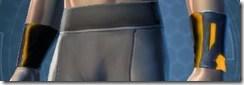 Ventilated Scalene Male Wristguards