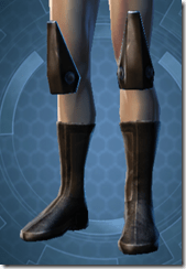 Yavin Agent Imp Male Boots