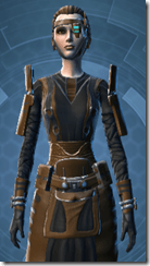 Yavin Consular - Female Close