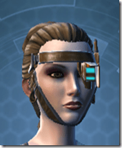Yavin Consular Female Headgear
