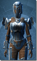 Yavin Hunter - Female Close