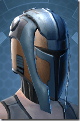 Yavin Hunter Female Helmet