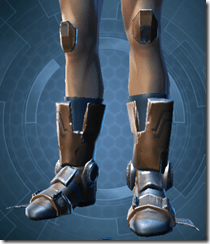 Yavin Hunter Male Boots