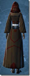 Yavin Knight - Female Back
