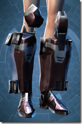 Yavin Knight Female Boots