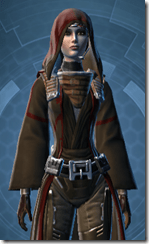 Yavin Knight - Female Close