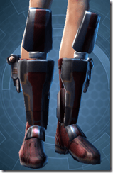 Yavin Smuggler Pub Female Boots