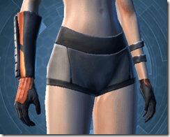 Yavin Smuggler Pub Female Gloves