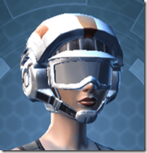 Yavin Smuggler Pub Female Headgear