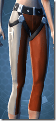 Yavin Smuggler Pub Female Leggings
