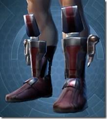 Yavin Smuggler Pub Male Boots