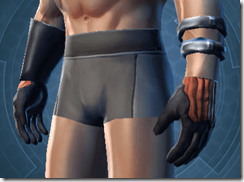Yavin Smuggler Pub Male Gloves