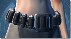 Yavin Trooper Female Belt