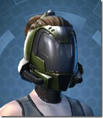 Yavin Trooper Female Helmet