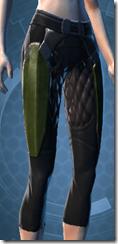 Yavin Trooper Female Legplates