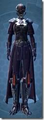 Yavin Warrior - Female Front