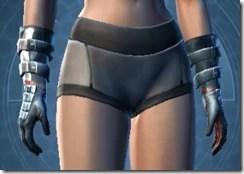 Yavin inquisitor Female Handwraps