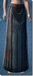 Yavin inquisitor Female Legwraps