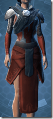 Yavin inquisitor Female Robe