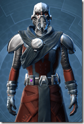 Yavin inquisitor - Male Close
