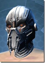 Yavin inquisitor Male Headgear
