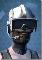 Nefarious Bandit Female Helmet