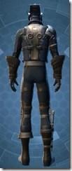 Nefarious Bandit - Male Back