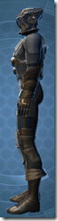Nefarious Bandit - Male Left