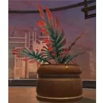Potted Plant: Yavin Jungle Fern